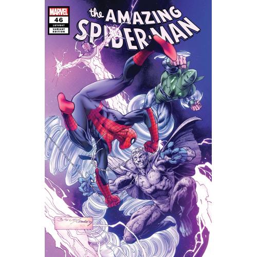 AMAZING SPIDER-MAN 46 BAGLEY VAR (VO)