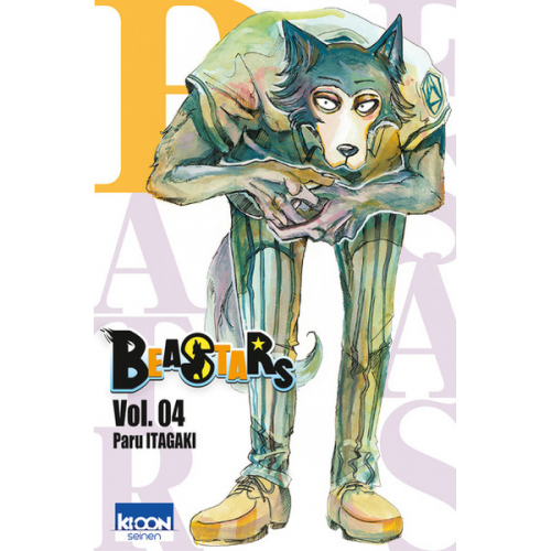 Beastars Tome 4 (VF)