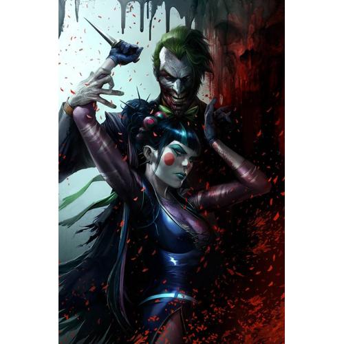 BATMAN 94 CARD STOCK VARIANT ED (VO)
