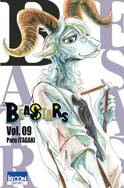 Beastars Tome 8 (VF)
