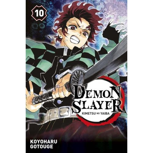 Demon Slayer Tome 10 (VF)