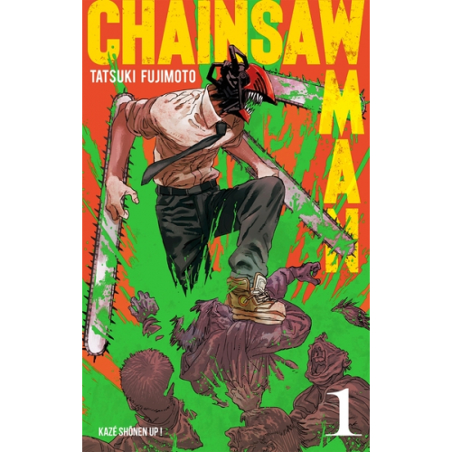 Chainsaw Man Tome 1 (VF)