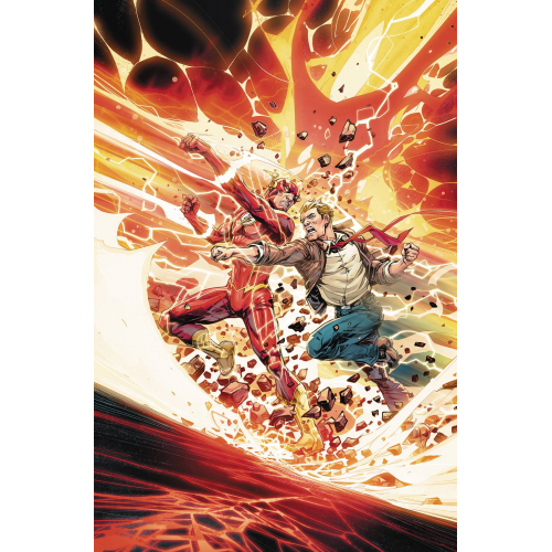 FLASH 750 DELUXE EDITION HC (VO)
