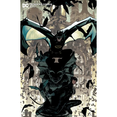 Detective Comics 1027 Batman And Catwoman Variant Cover By Adam Hughes (VO)