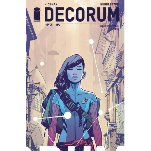 DECORUM 6 CVR A HUDDLESTON (VO) Jonathan Hickman