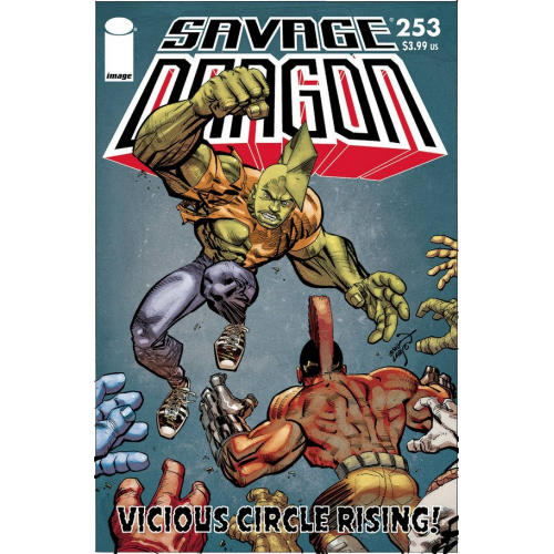 SAVAGE DRAGON 253 (VO)