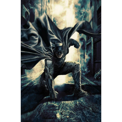 Detective Comics 1028 card stock variant cover LEE BERMEJO (VO)
