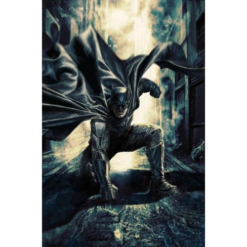 Detective Comics 1028 card stock variant cover LEE BERMEJO (VO)