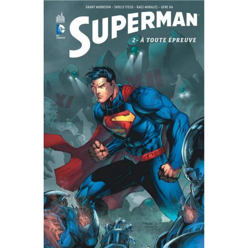 """Superman Tome 2 : """"À toute épreuve"""" (VF)"""