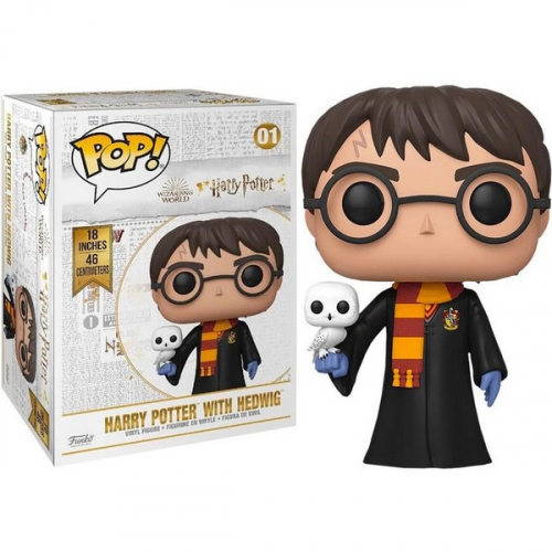 Funko Pop Harry Potter - Super Sized Harry Potter 01