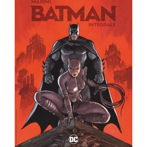 Batman par Marini - Intégrale (VF)