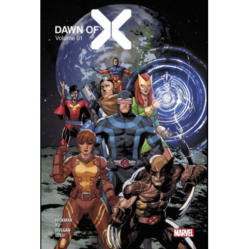 DAWN OF X 1 Édition Collector (VF)