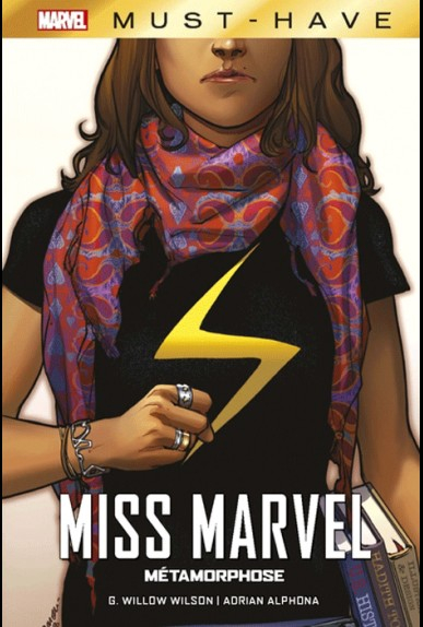 MS MARVEL : MÉTAMORPHOSE (VF)