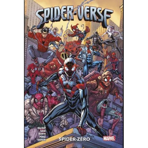 SPIDER-VERSE : SPIDER-ZERO (VF)