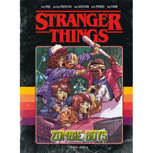 Stranger Things - Zombie Boys (VF)