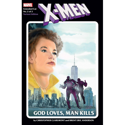 X-MEN GOD LOVES MAN KILLS EXTENDED CUT 2 (OF 2) ANDERSON VAR (VO)