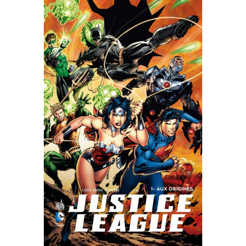 Justice league : Tome 1 (VF) occasion