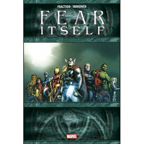 FEAR ITSELF (NOUVELLE EDITION) (VF)