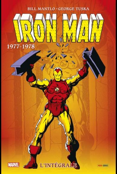 IRON MAN : L'INTÉGRALE 1977-1978 (VF)