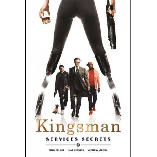 Kingsman : Services Secrets Nouvelle Édition (VF)