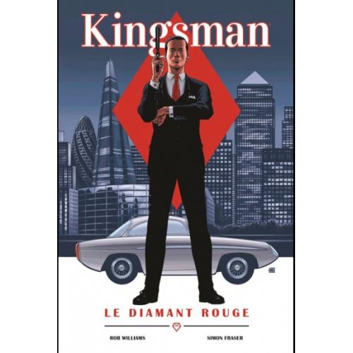 KINGSMAN : LE DIAMANT ROUGE (VF)