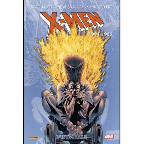X-MEN : L'INTÉGRALE 1994 (IV) (VF)