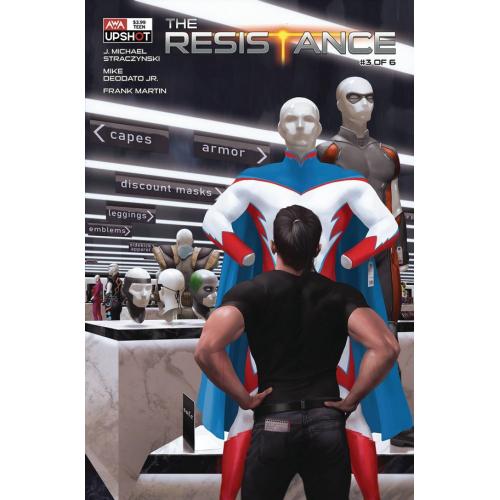 RESISTANCE 3 (OF 6) CVR A RAHZZAH (VO)