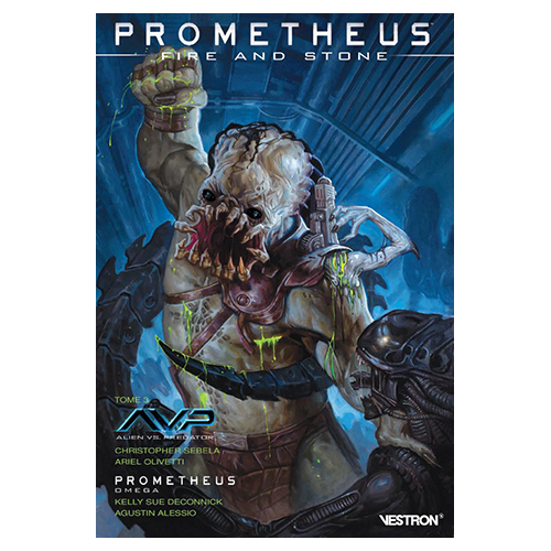 Prometheus : Fire and Stone : Tome 3 (VF)