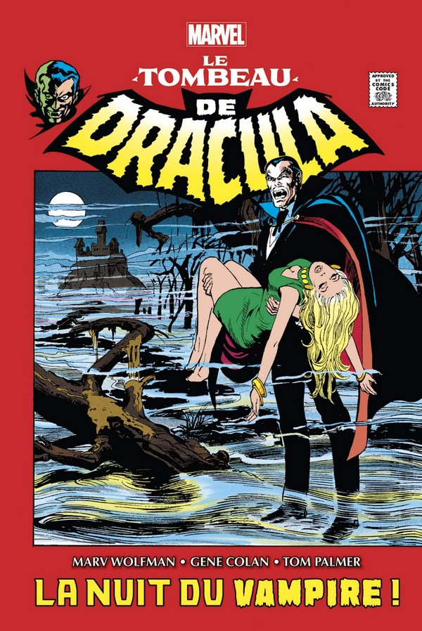 TOMB OF DRACULA TOME 1 (VF)