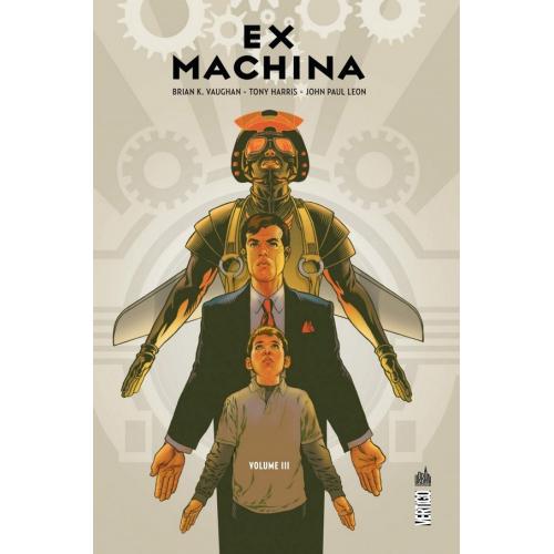 Ex Machina Tome 3 (VF)