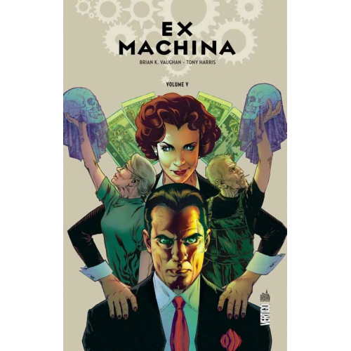 Ex Machina Tome 5 (VF)