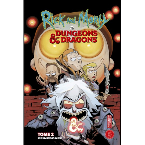 Rick & Morty VS. Dungeons & Dragons Tome 2 (VF)