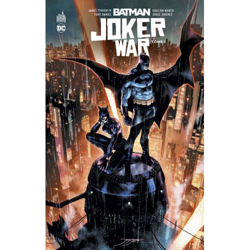 Batman Joker War Tome 1 (VF)