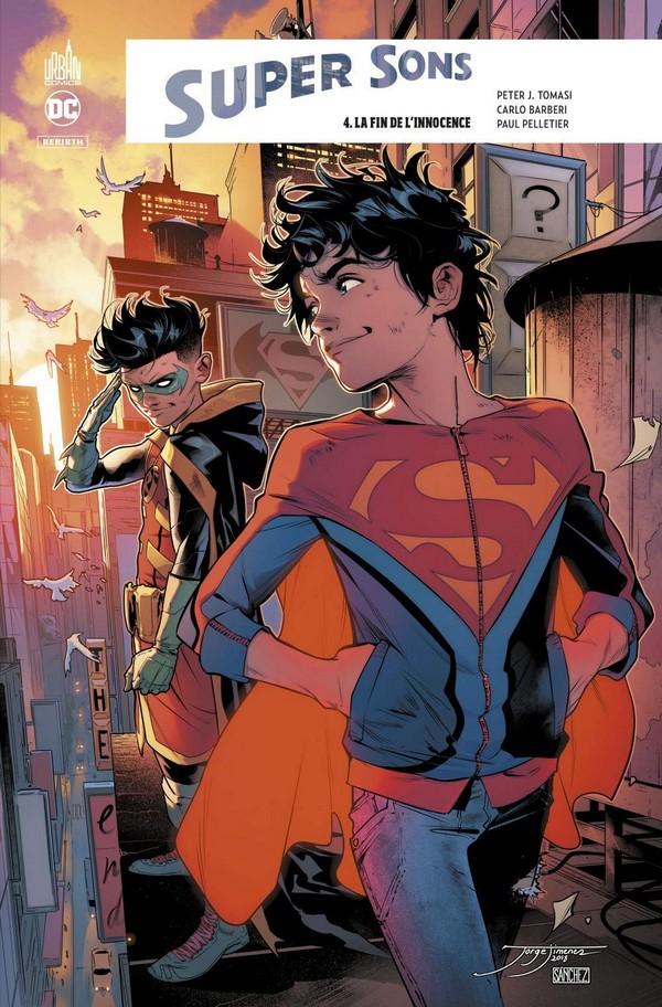 Super Sons Tome 4 (VF)