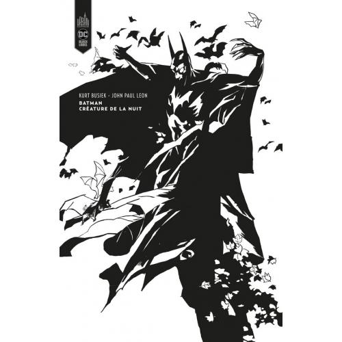 Batman – Créature de la nuit – édition Noir & Blanc (VF)