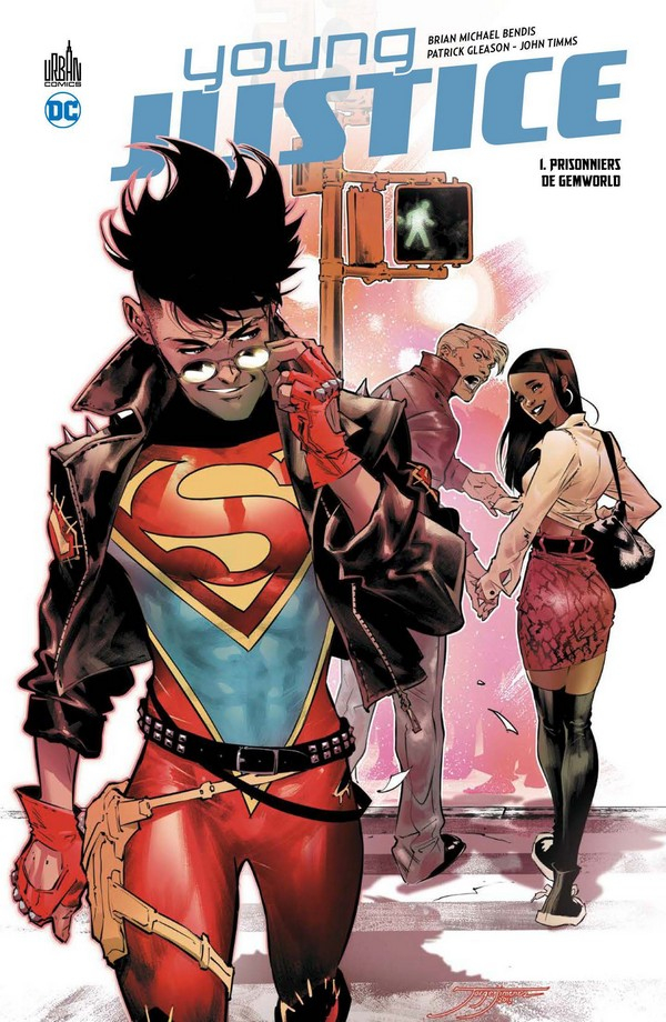 Young Justice Tome 1 (VF)