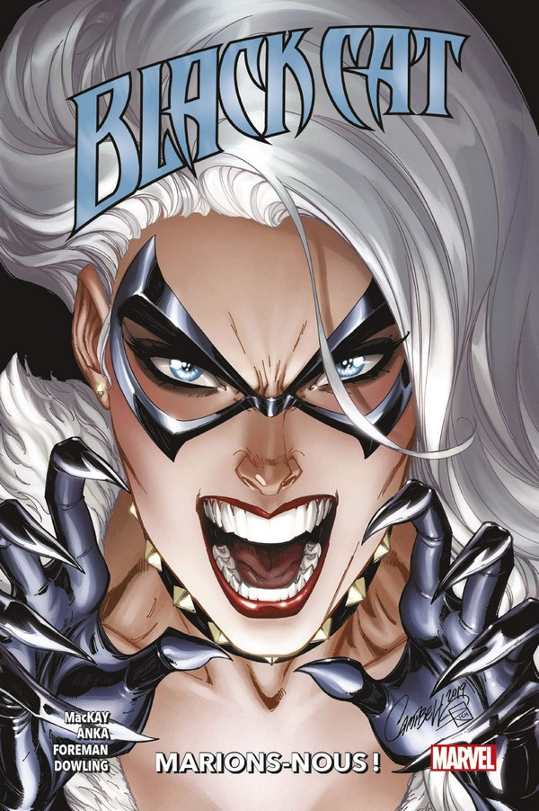 BLACK CAT TOME 2 (VF)