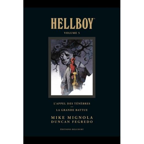 Hellboy Deluxe Volume 5 (VF)