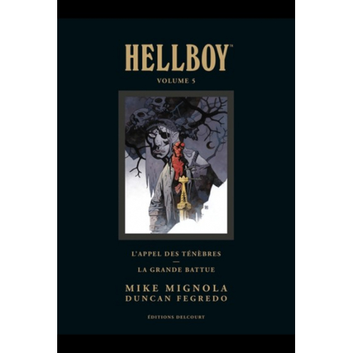 Hellboy Deluxe Volume 5 (VF)