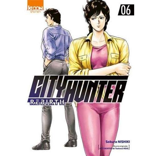 City Hunter Rebirth Tome 6 (VF)