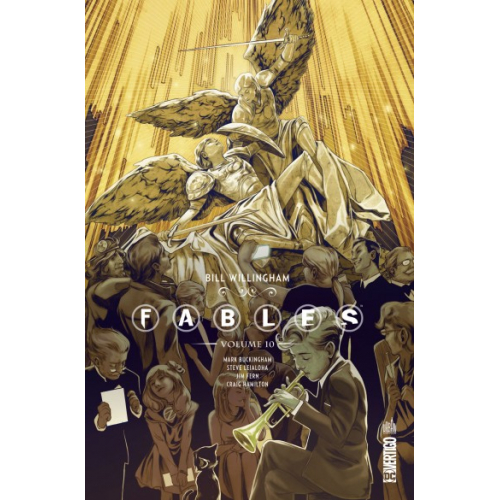 Fables Intégrale Tome 10 (VF)