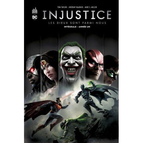 Injustice Année Un Intégrale Tome 1(VF)