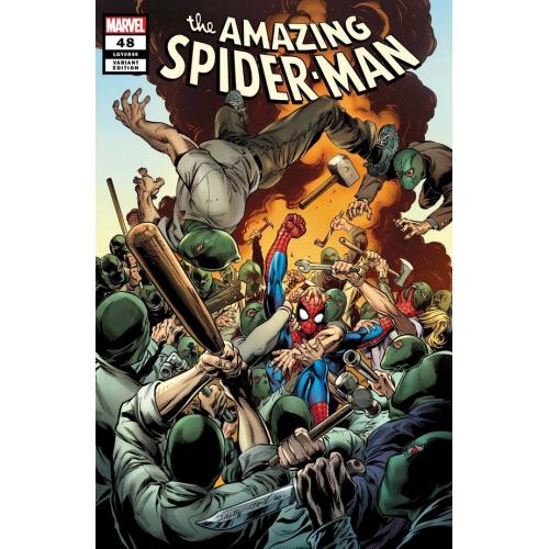 AMAZING SPIDER-MAN 48 BAGLEY VAR (VO)