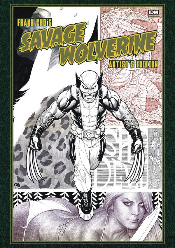 Frank Cho's The Savage Wolverine Artist's Edition (VO)
