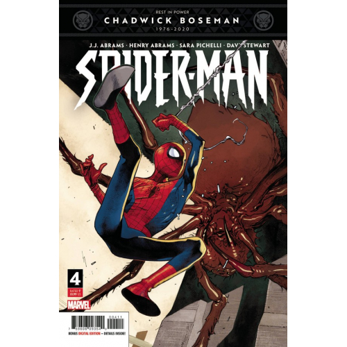 SPIDER-MAN 4 (OF 5) (VO) J.J. ABRAMS