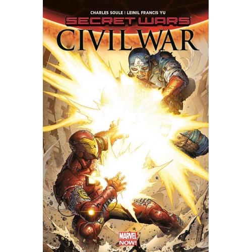 Secret Wars Civil War (VF)