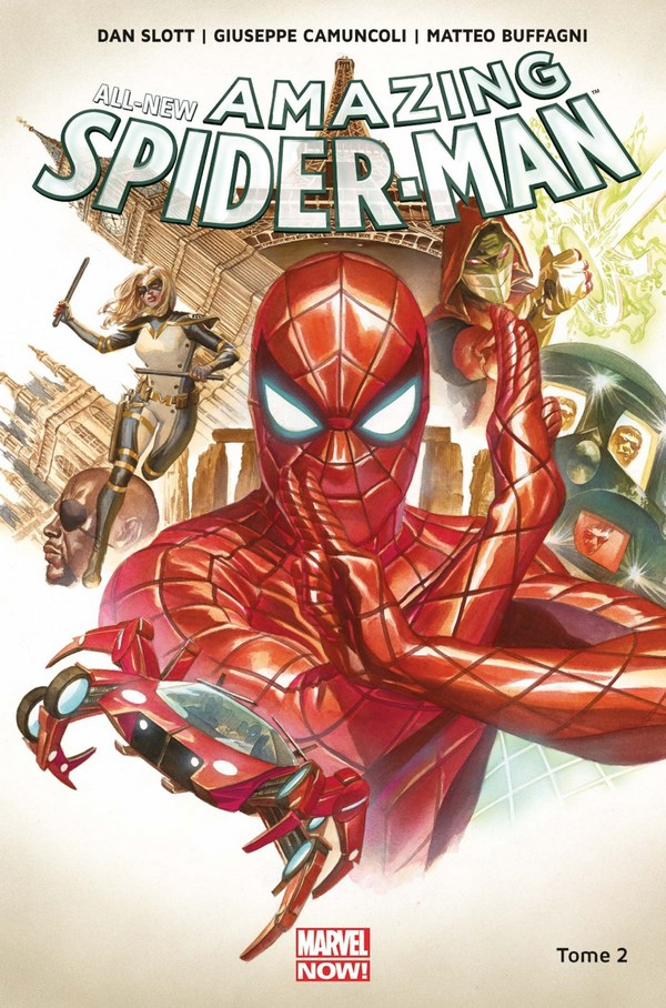 Amazing Spider-Man All New All Different tome 2 (VF)