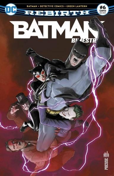 BATMAN BIMESTRIEL 6 (VF)
