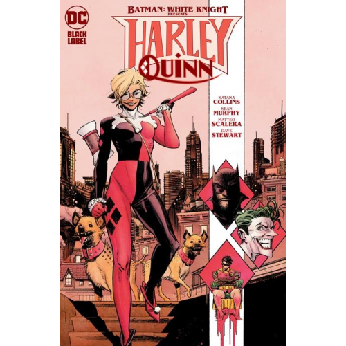 BATMAN : WHITE KNIGHT PRESENTS: HARLEY QUINN 1 (VO)