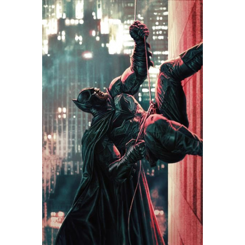 Detective Comics 1029 card stock variant cover LEE BERMEJO (VO)